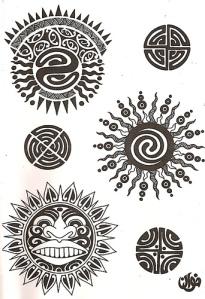 Tatuajes Maoris (2)