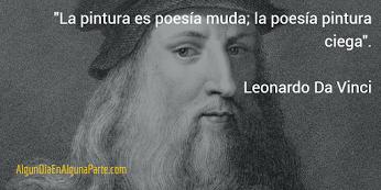 Poesia de Da Vinci