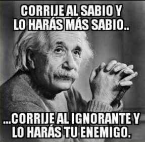 sabio e ignorante